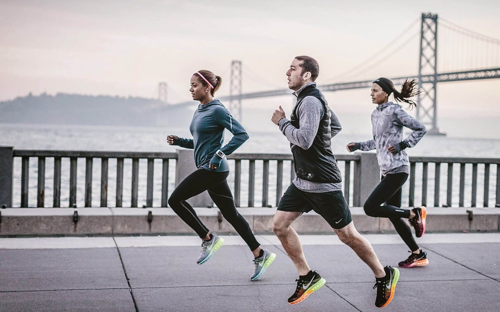 people-on-daily-morning-walk-with-nike-shoe