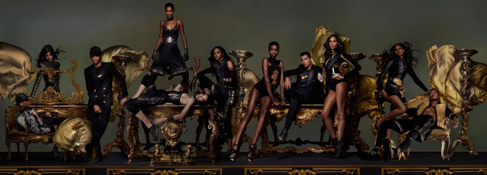 "Olivier Rousteing x NikeLab ""A Football Nouveau"" Collection"
